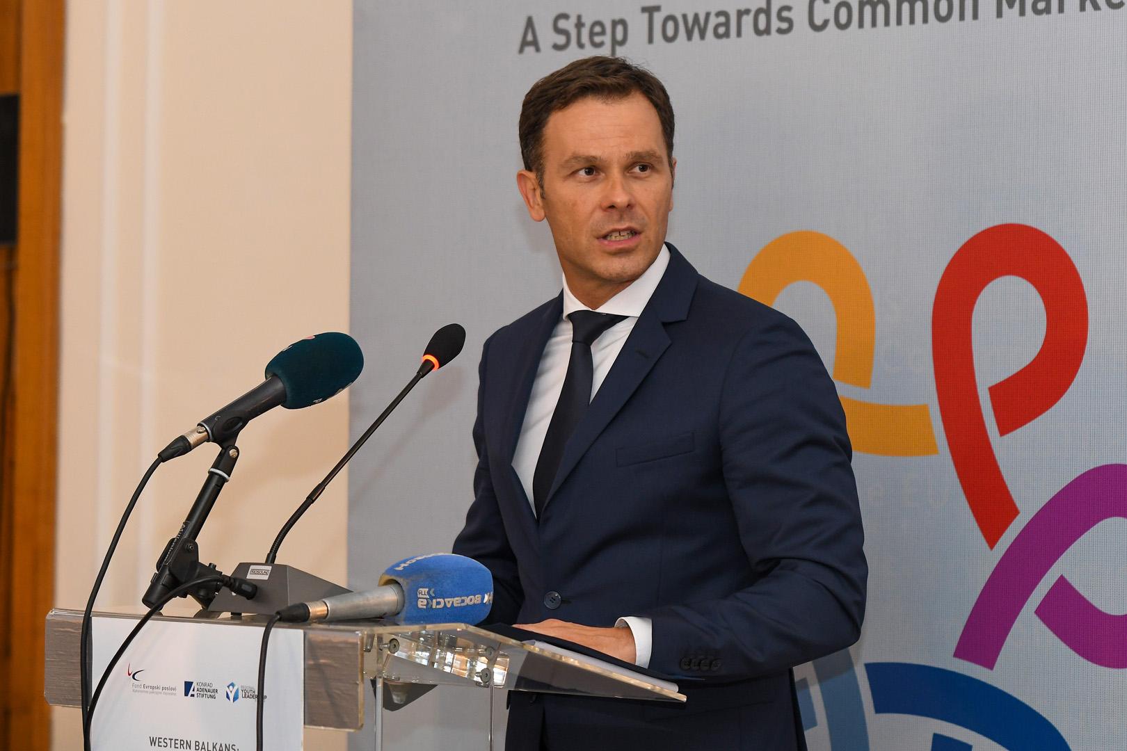 """Министар Мали на конференцији """"Западни Балкан, један регион, једно тржиште – корак према заједничком тржишту ЕУ"""""""
