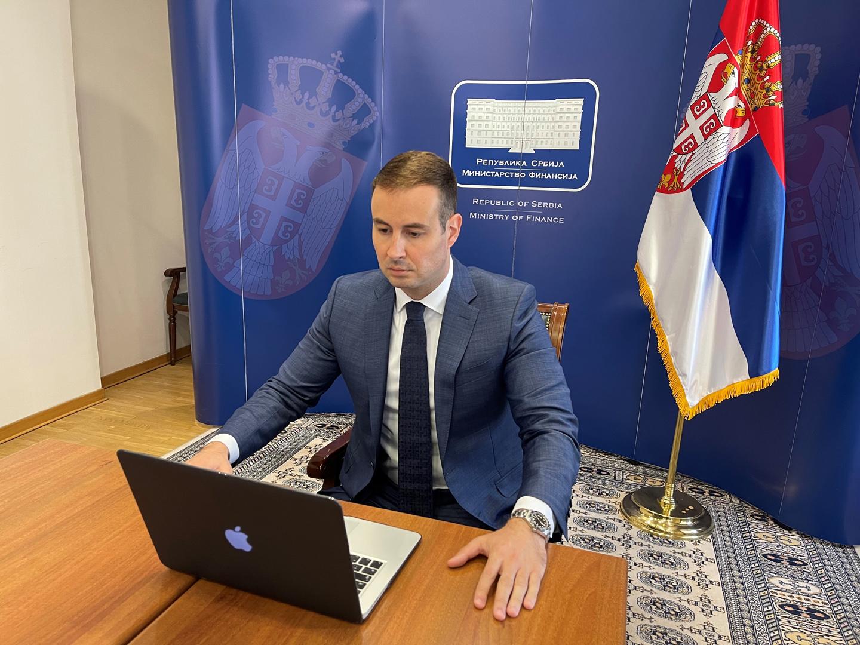 Stanivuković na sastanku kojim počinje osmi ciklus koordinacije politika sa EU
