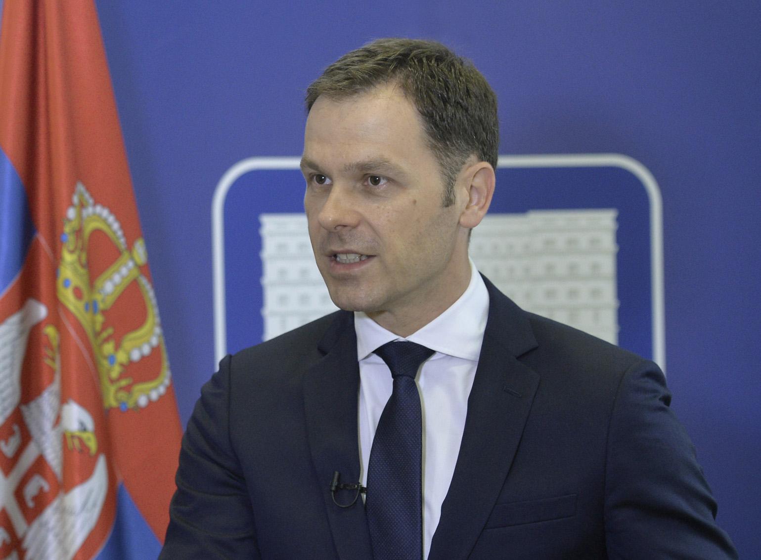 Мали: Оцена Стејт дипартмента пружа додатни подстрек и наду да ће Србија још више напредовати